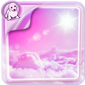 Pink Sky Live Wallpaper icon