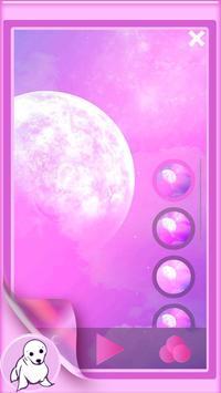 Pink Sky Live Wallpaper screenshot 1