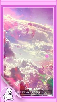 Pink Sky Live Wallpaper screenshot 3