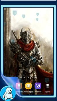 Warrior Live Wallpaper poster