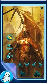 Warrior Live Wallpaper screenshot 1