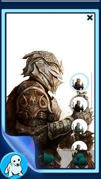 Warrior Live Wallpaper screenshot 4