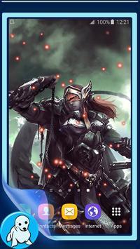 Warrior Live Wallpaper screenshot 6