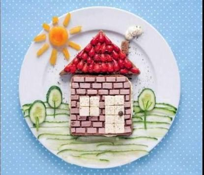 Food DIY Decor apk screenshot