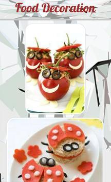 Food Decoration screenshot 1