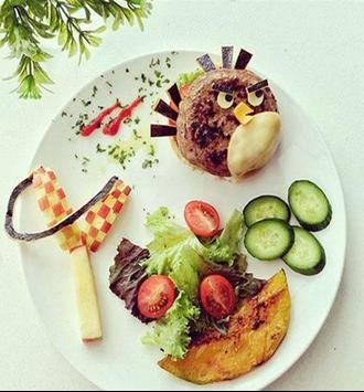Food Decoration apk screenshot