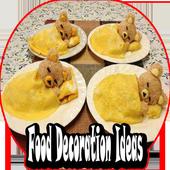 Food Decoration Ideas icon