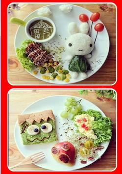 Food Decoration Ideas screenshot 4