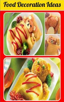 Food Decoration Ideas screenshot 1