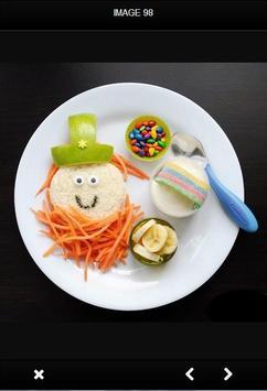 DIY Food Decorations Ideas apk screenshot