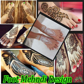 Foot Mehndi Design icon