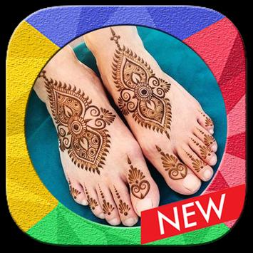 Foot Mehndi Design screenshot 8