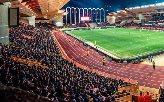 Monaco Football Live Wallpaper apk screenshot