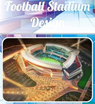 Football Stadium Design poster