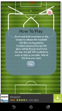 100 Footballs screenshot 2