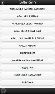 Folktales of Bali screenshot 2