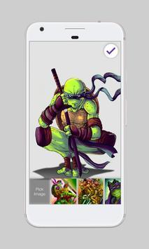Ninja ART PIN Lock screenshot 2