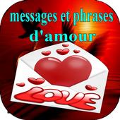 Les meilleurs SMS et les nouvelles phrases d'amour icon