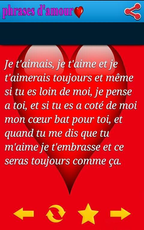 Les Meilleurs Sms Et Les Nouvelles Phrases D Amour для