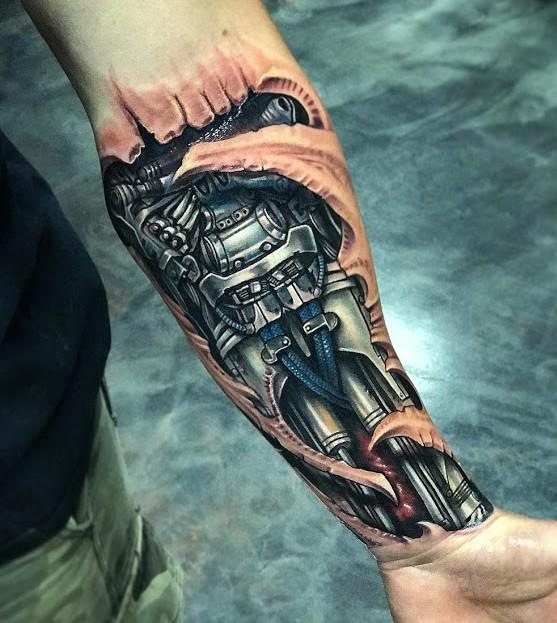Forearm Tattoos Ideas For Android Apk Download