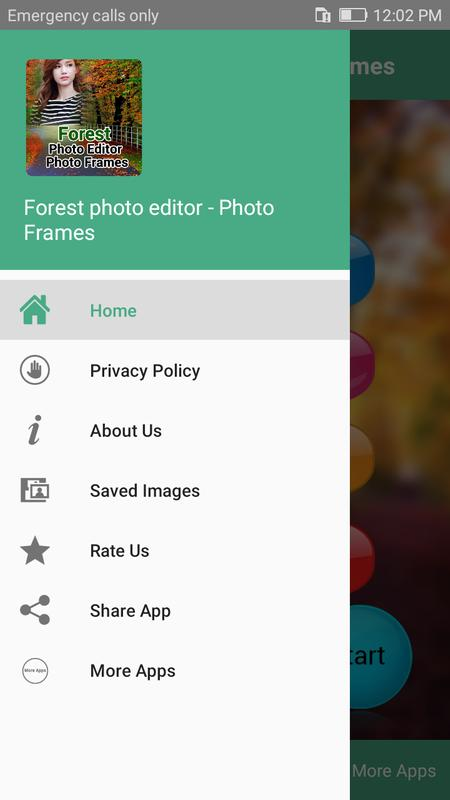 Forest photo editor- Frames, Background for Android - APK Download