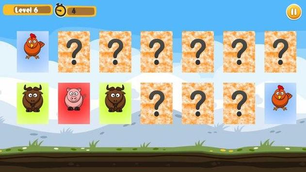 Memory Animals screenshot 3