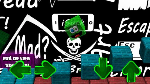 Jelly Cube: Suicide Edition apk screenshot