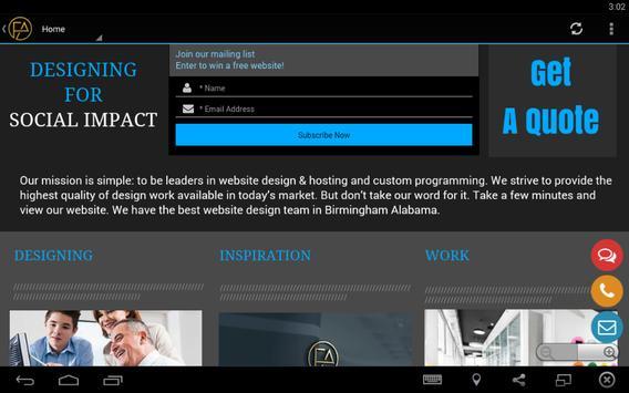 Fortune and Associates Screenshot 2