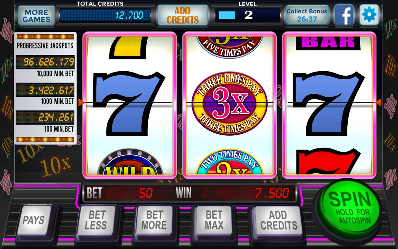 free casino slot games for real money