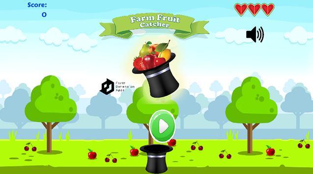 Kids Fruit Game poster
