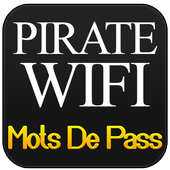WiFi mot de passe pirater joke icon