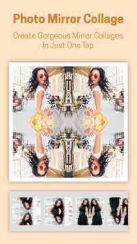 Mirror Photo Editor & Collage screenshot 1