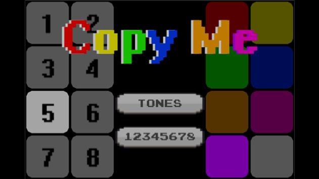 Copy Me  (Android Game) poster