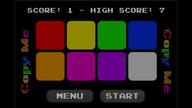 Copy Me  (Android Game) apk screenshot