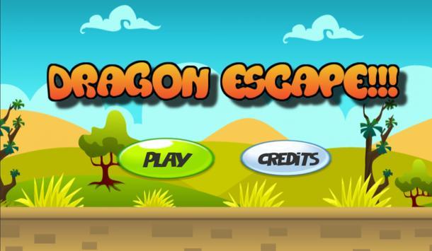 Dragon Escape poster
