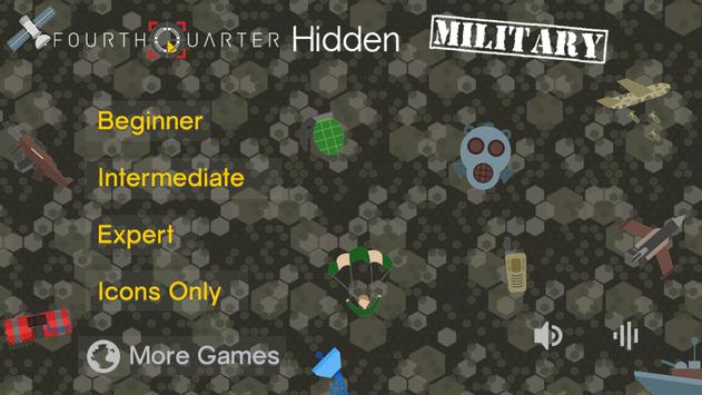 Hidden Military apk screenshot