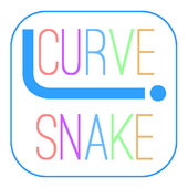 Curve Snake icon