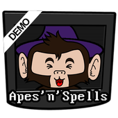 Apes 'n' Spells DEMO icon
