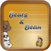 3 Bears and Bean Games icon