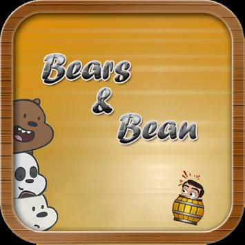 3 Bears and Bean Games poster