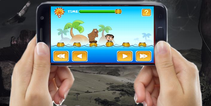 3 Bears and Bean Games screenshot 3