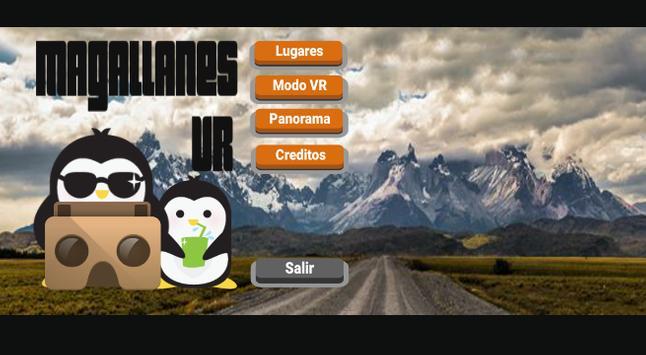 Magallanes VR poster