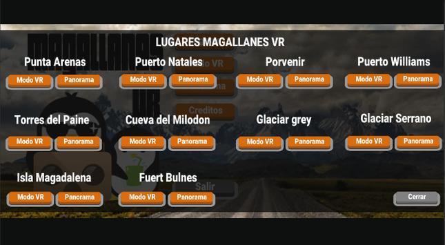 Magallanes VR screenshot 1