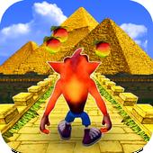 Adventure Crash In Temple Pyramid icon