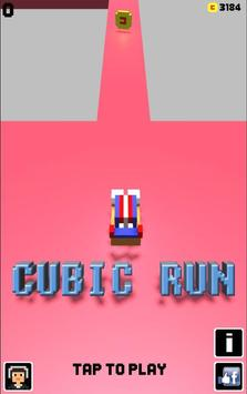 Cubic Run poster