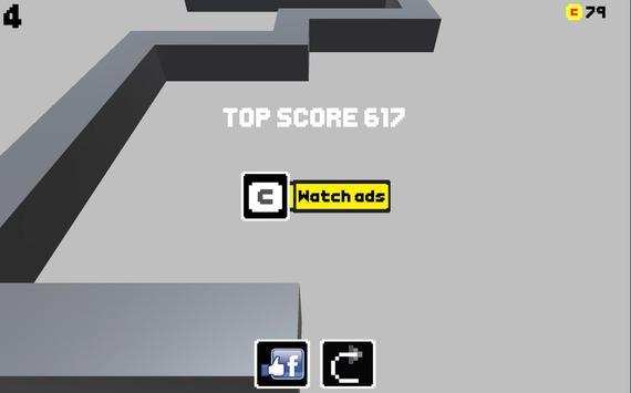 Cubic Run apk screenshot