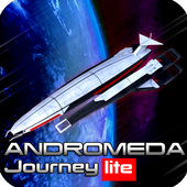 Andromeda Journey Lite icon