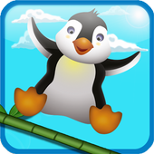 Flying Penguin Adventure icon