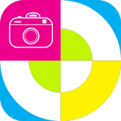 Grid Frame Collage Pro icon