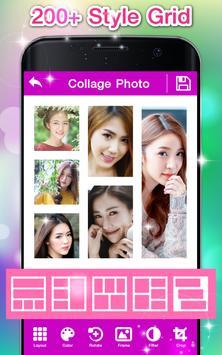 Grid Frame Collage Pro poster